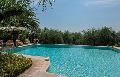 Photo for BIG POOL , AIR CONDITIONING , VIEWS , nr TO TOWN  , CANNES , VALBONNE , BEACHES.