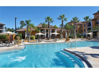 Photo for Luxury resort-style 2 Br 2 Bath, pool, tennis court, parking, gym, fountain lake