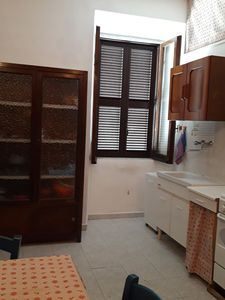 Photo for Nice apartment on the 2nd floor in a historic building just a few steps from the sea