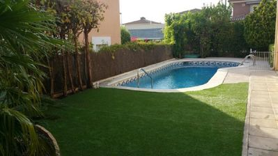 Photo for Villa Cambrils 4 bedrooms with private pool Near the beach