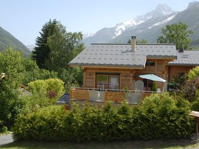 Photo for 1BR Apartment Vacation Rental in Les Houches, Auvergne-Rhône-Alpes