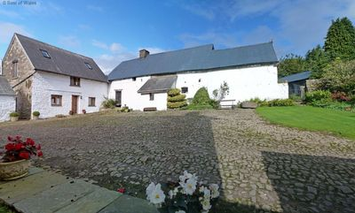 Photo for Y Stablau -  Brecon Beacons Farm Cottage for 4