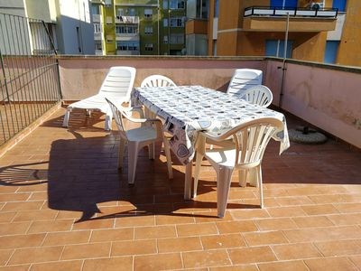 Photo for Homerez last minute deal - Nice apt with terrace and balcony