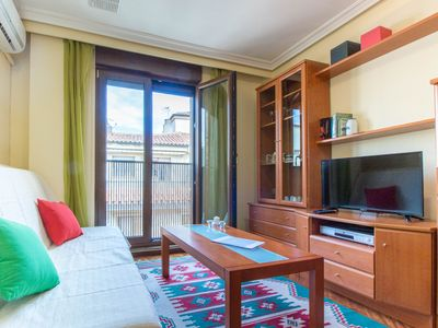 Photo for Lightly and cozy apartment close to Plaza Mayor