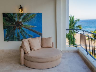 Photo for TBB 2402- BEAUTIFUL TWO BEDROOMS OCEAN FRONT