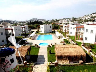 Photo for Excellent VIP 3 bedroom self catering holiday villa with communal swimming pool.