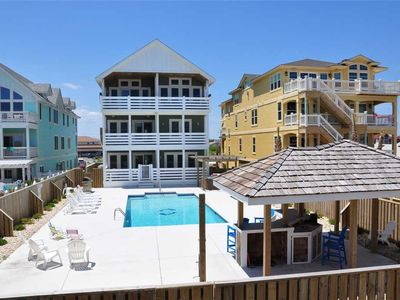 Photo for Kill Devil Hills 20: 12 BR / 11 BA house in Kill Devil Hills, Sleeps 34