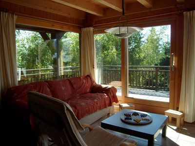 Photo for Chalet 12 people, spacious, very nice view nearby slopes of Cernix