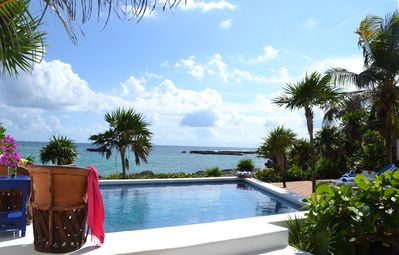 Enjoy the sun, ocean, beach, pool and relax while in you stay in Akumal.