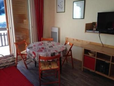 Photo for Apartment Le Dévoluy-Superdévoluy, 1 bedroom, 5 persons