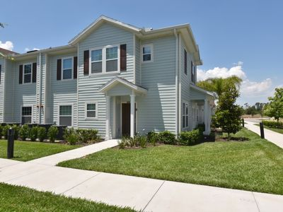 Photo for Disney On Budget - Lucaya Village - Welcome To Relaxing 4 Beds 3 Baths Townhome - 3 Miles To Disney