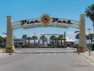Photo for 4BR Townhome Vacation Rental in Panama City Beach, Florida