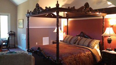 Photo for Ultimate Luxury Guest Suite, Gated Community S. AVL = Close to everything!