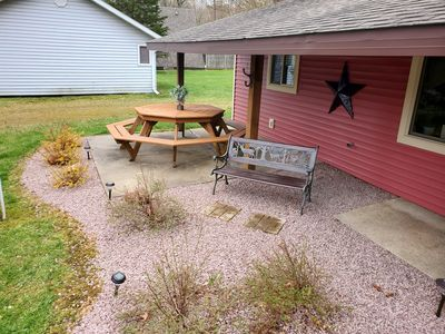 Photo for Cottage located on the ATV trails and a short walk to the Lake!
