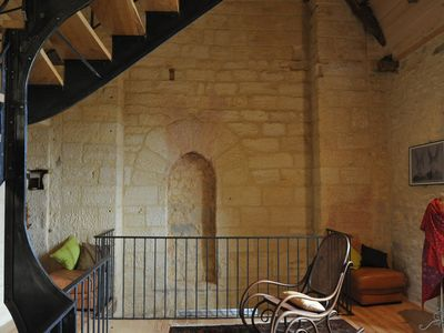 Photo for atypical house in stone and wood 4/6 pers. Heated