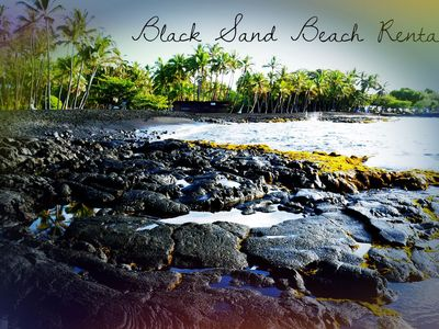 #49 Black Sand Beach Rental - SeaMountain