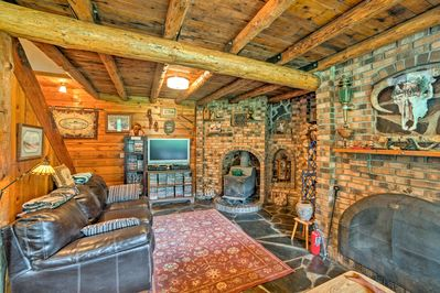 You'll love every morning inside this cozy Wise River home.