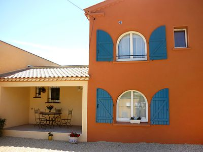 Photo for 2 bedroom Villa, sleeps 4 in Le Grau-d'Agde with Air Con and WiFi