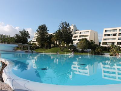Photo for Beautiful Apartment With Communal Pool