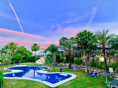 Photo for Penthouse in Marbella (Puerto Banus)