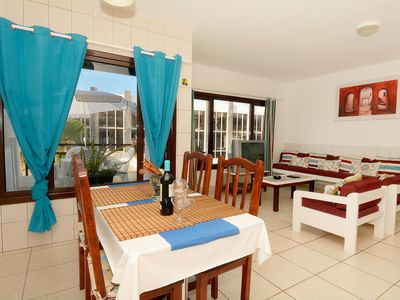 Photo for Casa DoMoDo Lanzarote - Cozy beach apartment in the first place