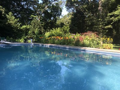 Photo for Reasonable Hamptons Rooms with pool