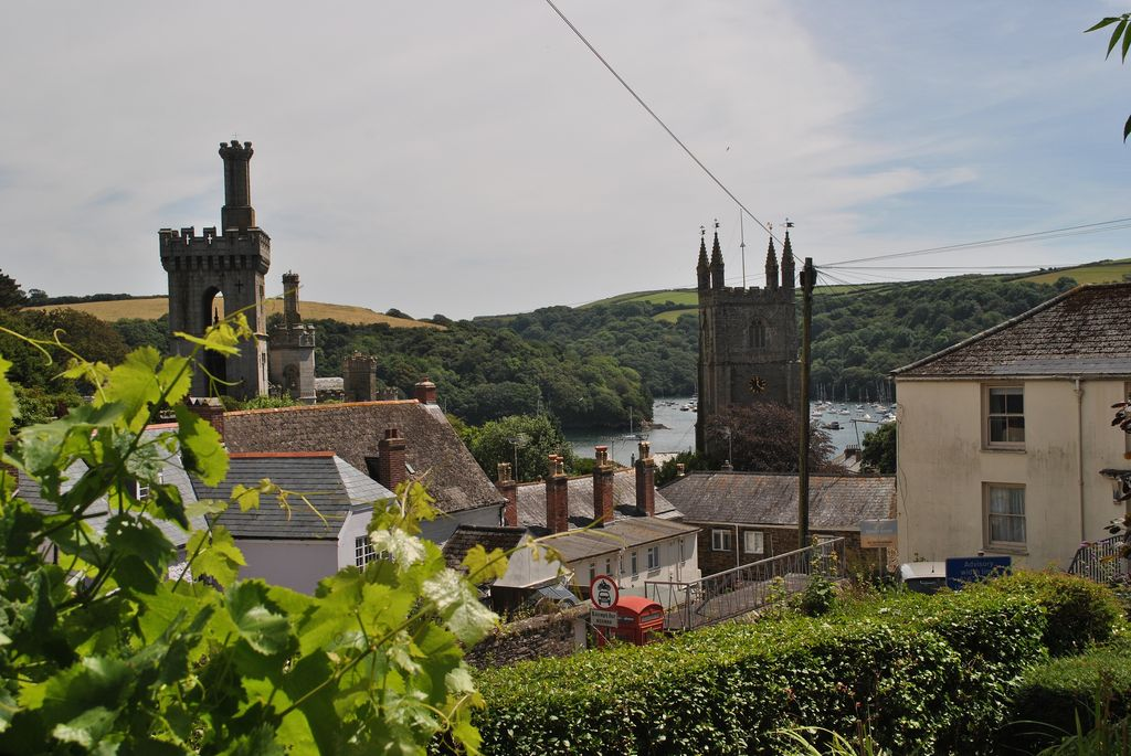 semi detached cottage with garden in fowey cornwall england rh homeaway co uk