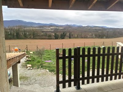 Photo for Apartment overlooking the vercors