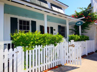 Potter's Cottage is 2/10th of a mile from the Ernest Hemingway Home
