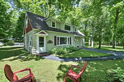 Don't miss a chance to stay at 'The Carriage House' in Ephraim!