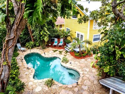 MAGICAL KEY WEST STYLE OASIS, NEAR EVERYTHING, SEE VIDEO