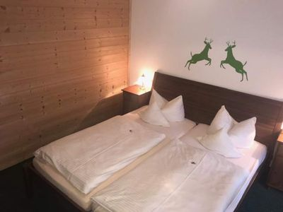 Photo for Double room (No. 5, 1-3 nights) - Pension Zum Kirchenbauer