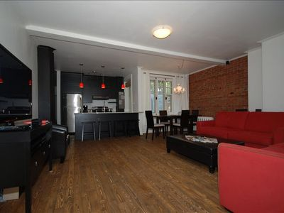 Photo for All stays are negotiable! The Spacious One in the Perfect Location