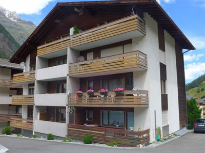 Photo for Apartment in the center of Täsch with Lift, Balcony (45815)