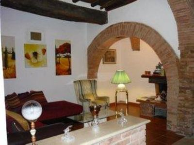 Photo for HISTORIC, CENTRAL APARTMENT, WITH PRIVATE GARDEN