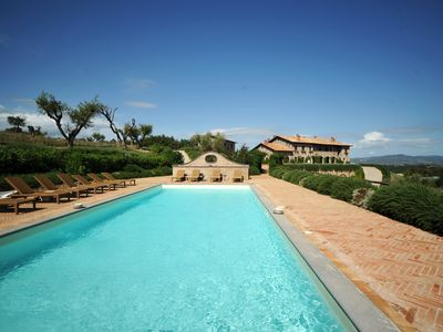Photo for Luxury, Elegant, Charming Villa, Family Friendly