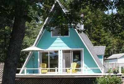 Second Wind Cottage on Mahone Bay