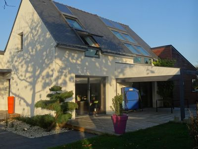 Photo for House near Vannes very quiet