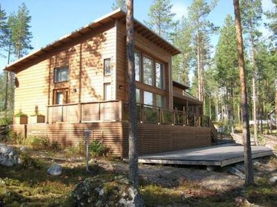 Photo for Vacation home Pielislinna/loma-koli in Lieksa - 8 persons, 2 bedrooms