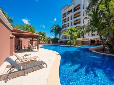 Photo for Wonderful Condo with pool, a few steps from the beach