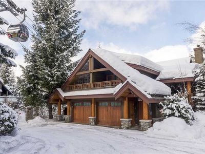 Photo for Cedar Hollow Unit #3 - SKI IN/SKI OUT or walk to village - Private Hot Tub, Free Parking & WIFI!