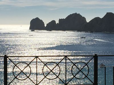 Photo for Penthouse Suite on Medano Beach overlooking Lands End