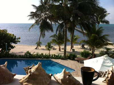 Photo for 'Casa Ixchel' 2BR/2BA OCEANFRONT,JACUZZI,P00L; Why to stay with us!