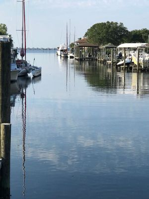 Photo for Grand Canal Home & Dock Gulf Breeze FL