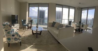 Photo for Stunning Panoramic Views!  Penthouse on Intracoastal Waterway. Floor 32!