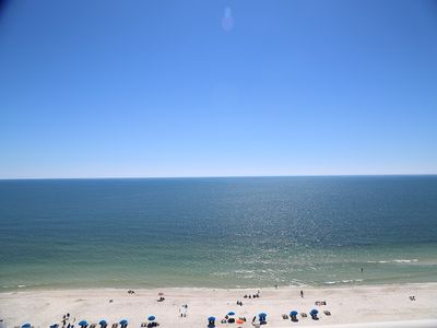 Photo for HOT DEAL Royal Palms 1306 ~ Gulf Front ~ FREE Wifi, PENTHOUSE LEVEL, panoramic coastline views