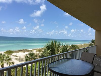 Photo for Beachfront Vacation Home w/Stunning Gulf Views - 2 Bedroom, 2 Bath Condo