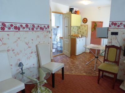 Photo for Holiday apartment Cserszegtomaj for 2 - 4 persons with 2 bedrooms - Holiday apartment