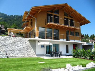 Photo for Holiday apartment Frutigen for 2 persons with 1 bedroom - Holiday apartment in one or multi-family h