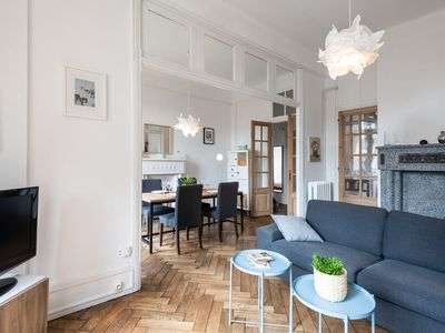 Photo for Le Boery - Two Bedroom Apartment, Sleeps 4